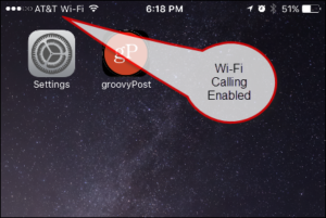 How to Turn on Verizon WiFi calling on iPhone | Mobile Info