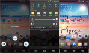 How to screenshot on a LG G4