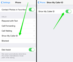 How to Block No Caller ID on Iphone