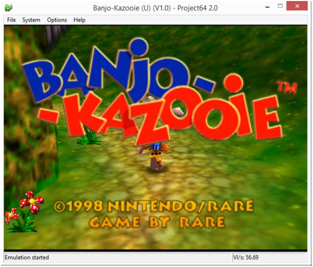 Project64: Download Project 64 Emulator for Nintendo 64 (N64) on Windows