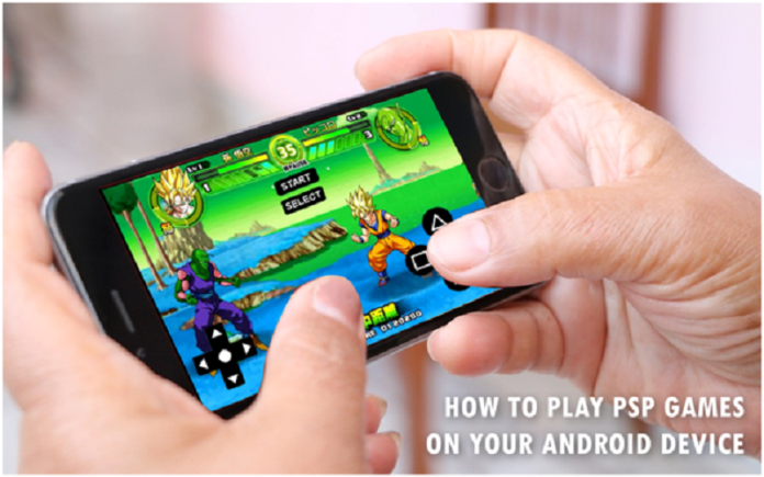 How to Download and Play PSP Games on Android Phone