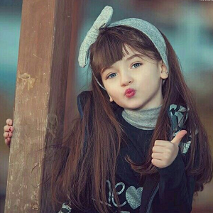 Cute Baby Girl DP