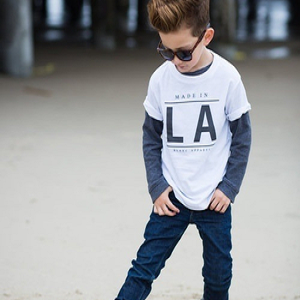 Stylish Child Boy Pics