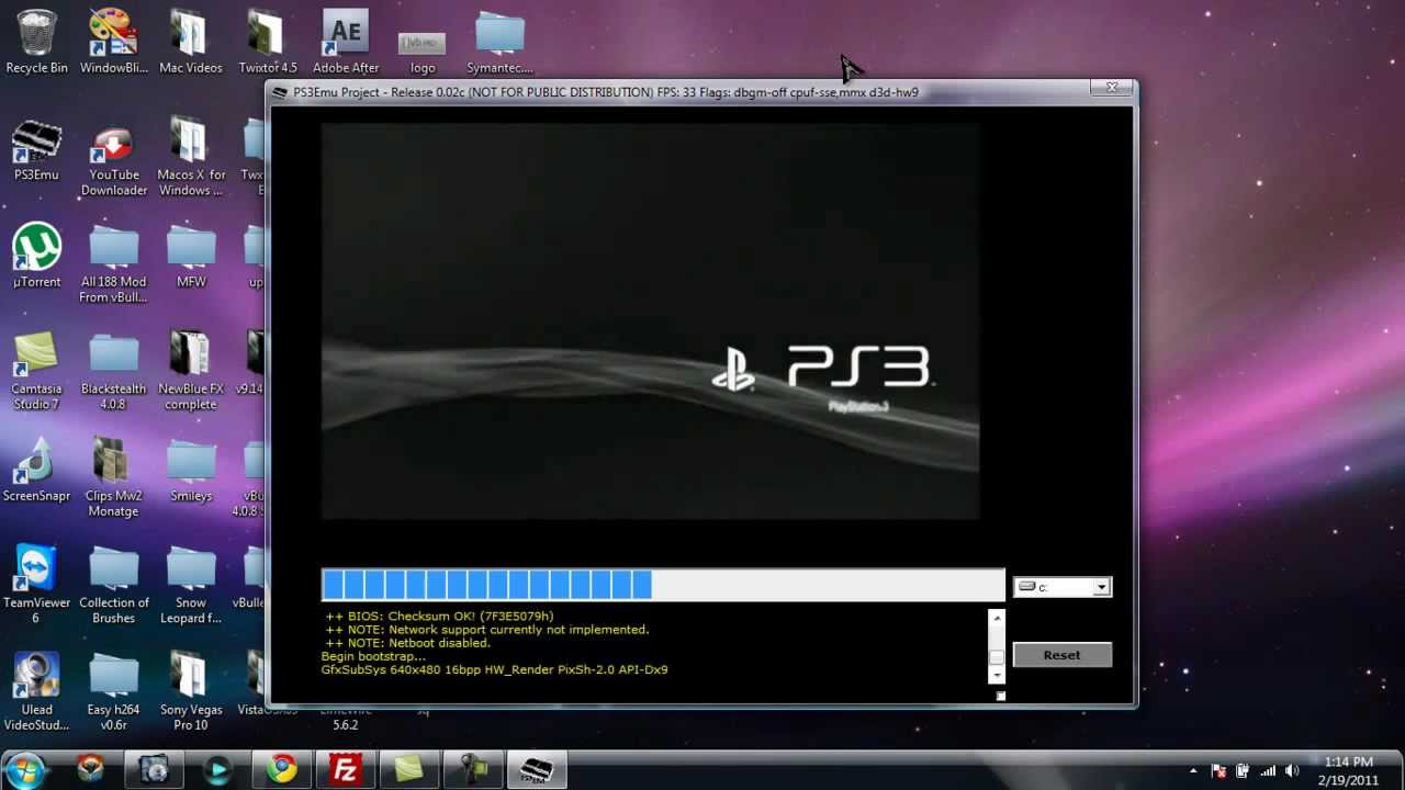 emulator ps3 for android + bios