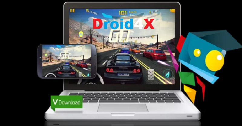 Droid4X – Best Free Android emulator for PC Windows & Mac OS