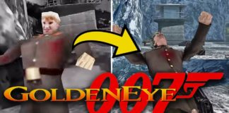 GoldenEye 007 Remake Leaked