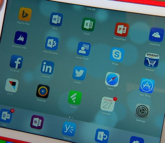 Office App for iPads